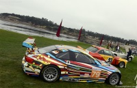 2010 BMW M3 GT2 Art Car image.