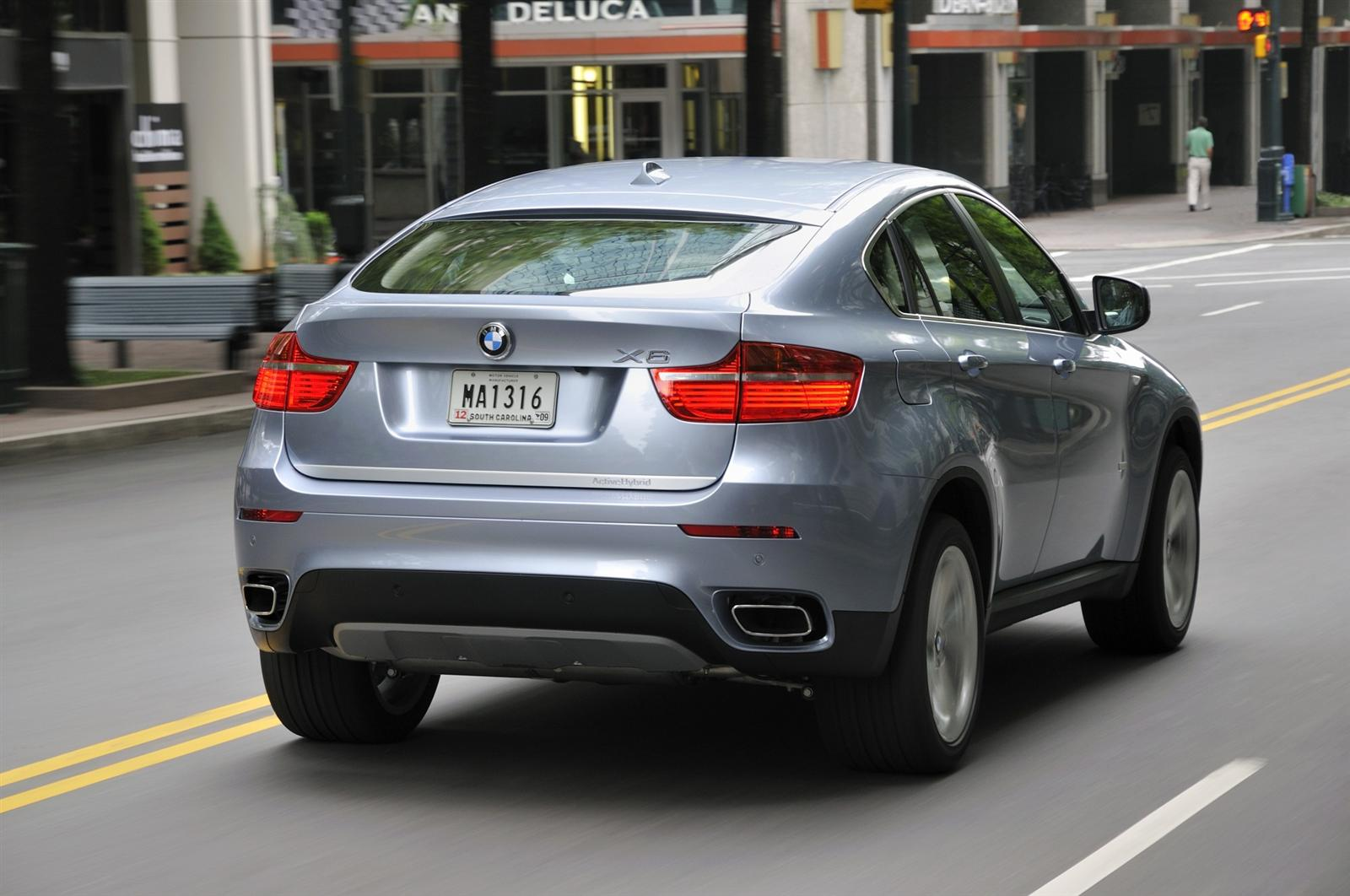 2011 Bmw X6 Image Photo 50 Of 60