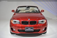 2011 BMW 1-Series Convertible image.