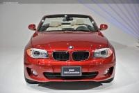 2011 BMW 1-Series Convertible image.