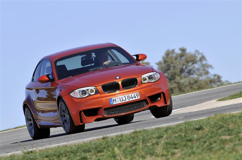 2011 BMW 1 Series M Coupé