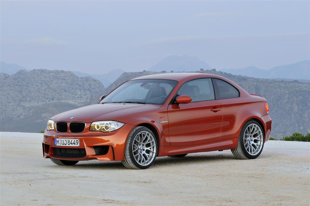 Auction Results and Sales Data for 2011 BMW 1 Series M Coupé