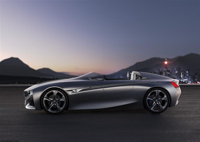 2011 Bmw Vision Connecteddrive Concept News And Information