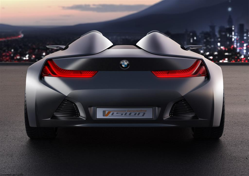2011 Bmw Vision Connecteddrive Concept Image Photo 31 Of 32