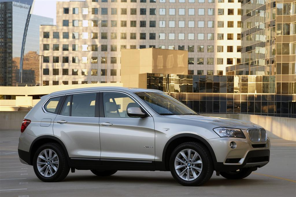 Auction Results And Sales Data For 2011 Bmw X3