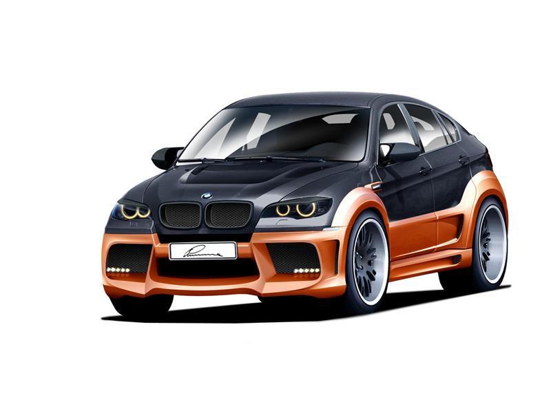 2011 Lumma Design X6