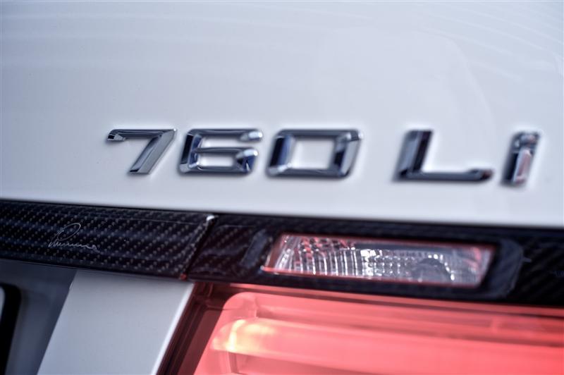 2011 Shaston AG Lumma 760Li