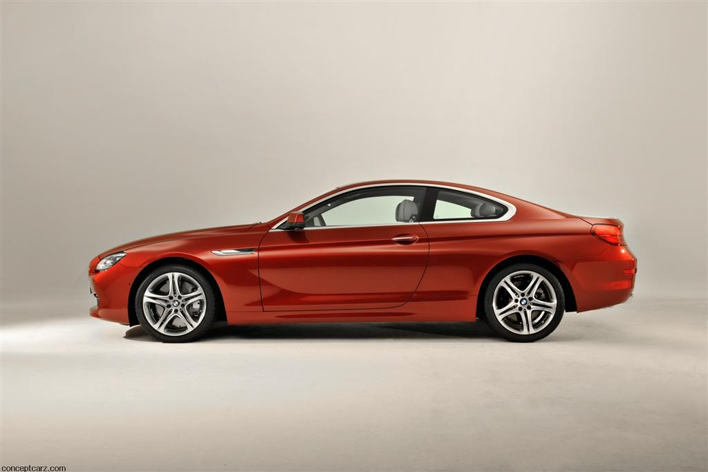 Auction Results and Sales Data for 2012 BMW 6-Series Coupe