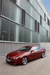 2012 BMW 6-Series Coupe image.