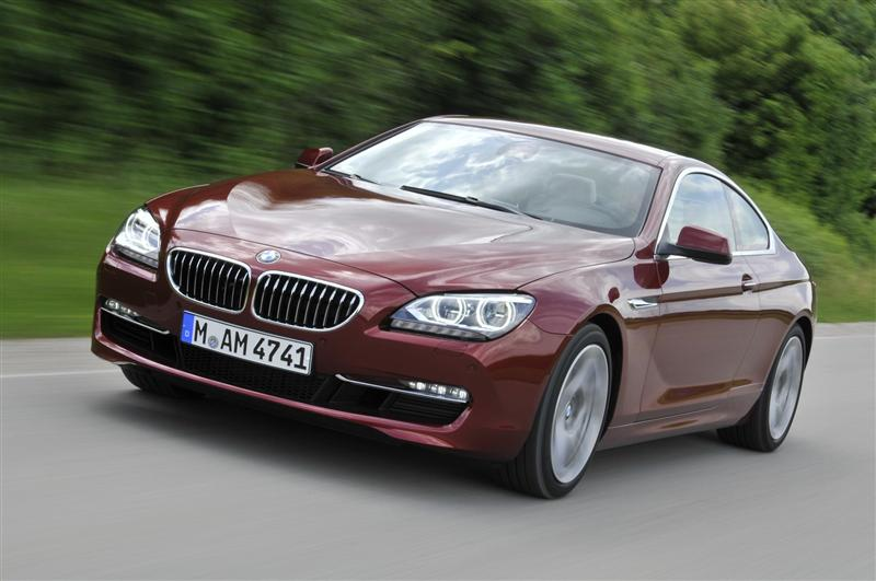 2012 Bmw 6 Series Coupe Image Photo 67 Of 179