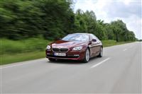 2012 BMW 6-Series Coupe