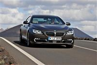 2012 BMW 6 Series Gran Coupe