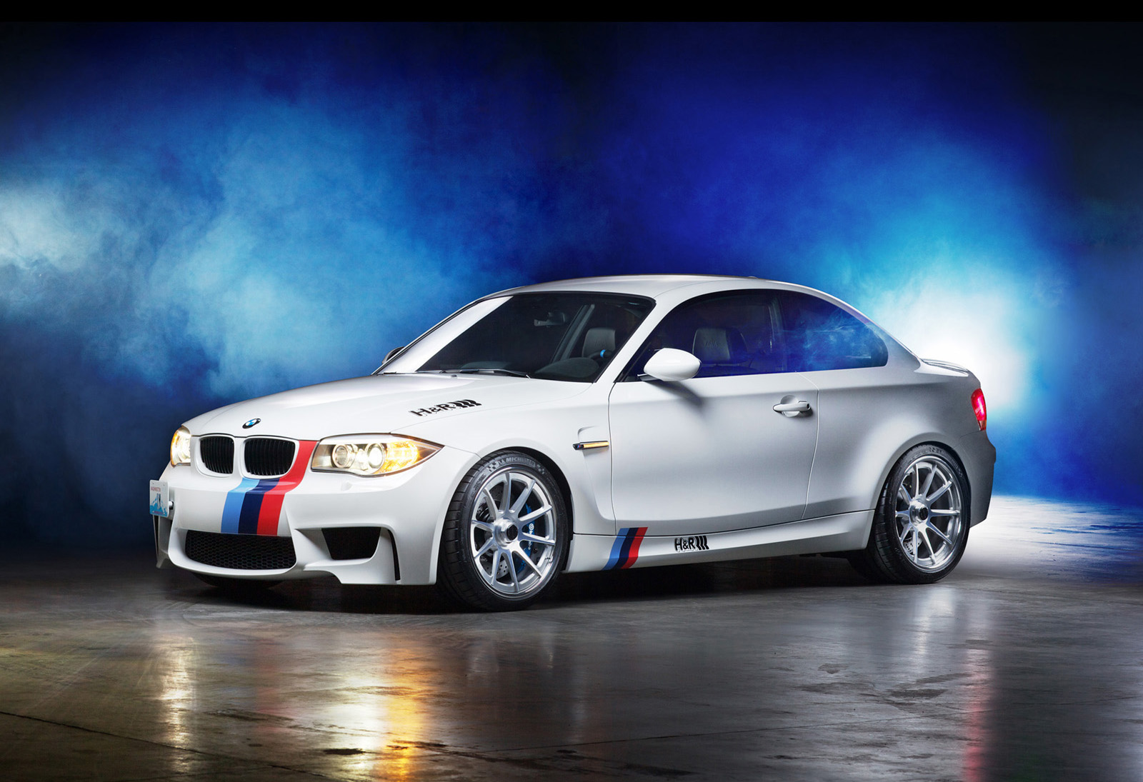 2012 H R 1M Coupe Project Vehicle News And Information