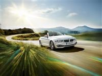 2014 BMW 4 Series Convertible image.