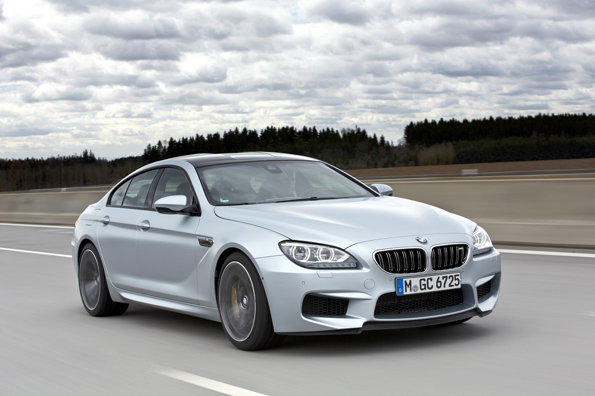 2014 bmw m6 gran coupe news and information. Black Bedroom Furniture Sets. Home Design Ideas
