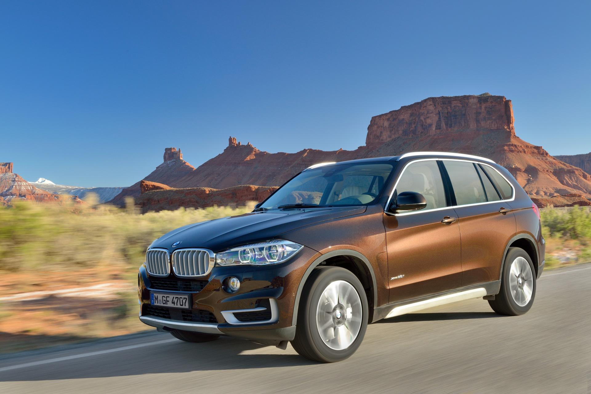 2014 BMW X5 News And Information
