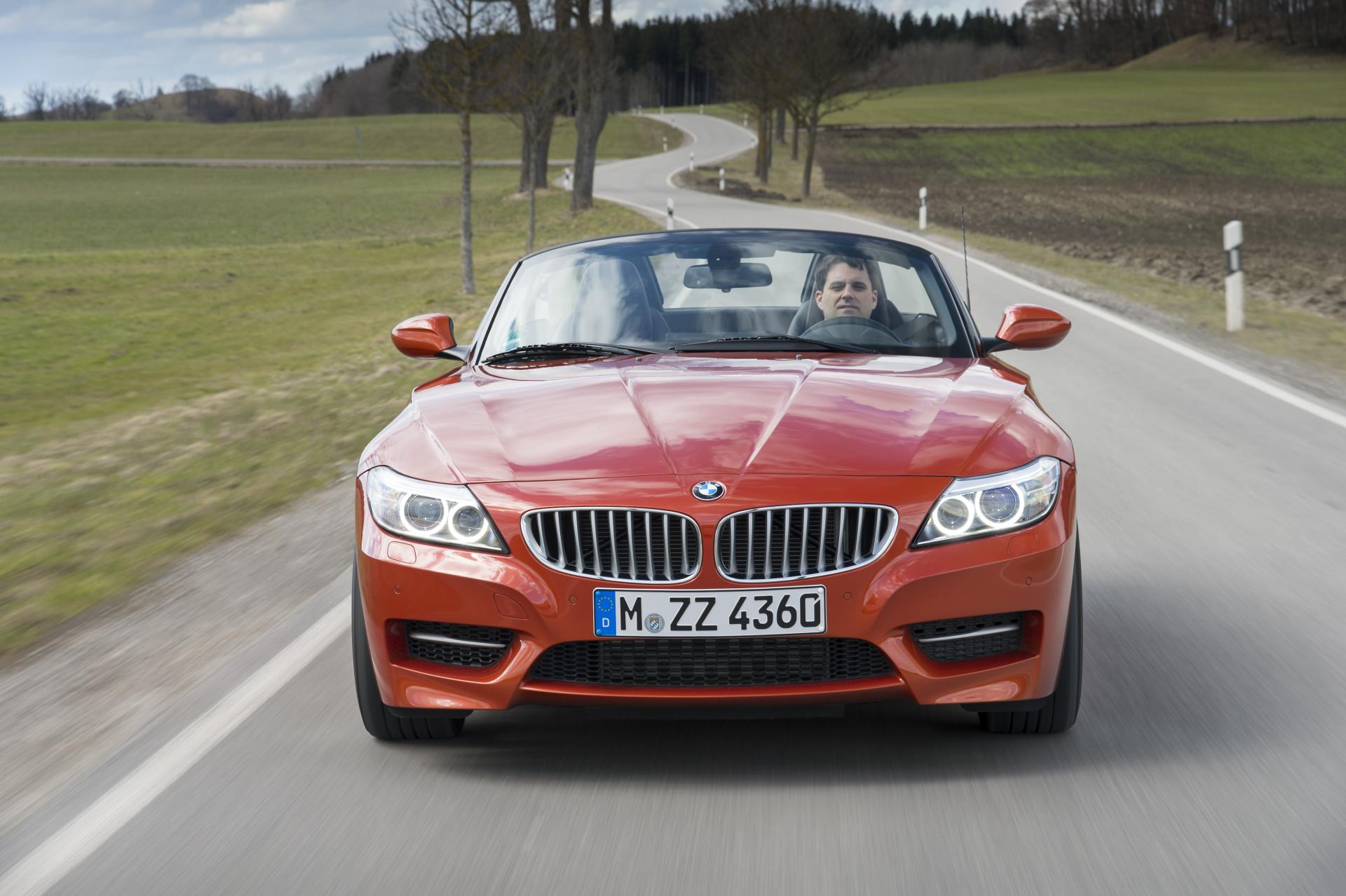 2014 Bmw Z4 News And Information Conceptcarz Com