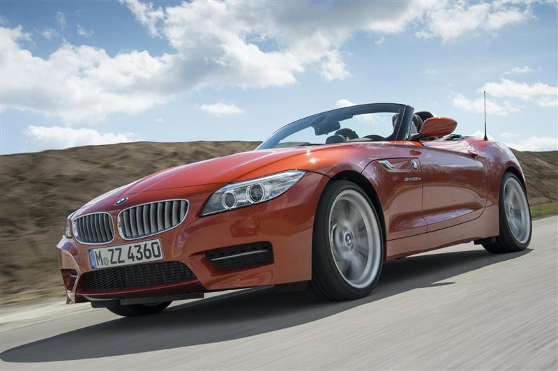 2014 Bmw Z4 Image Photo 50 Of 150