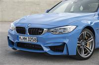 2015 BMW M3 Sedan