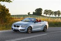 2015 BMW 2 Series Convertible image.