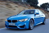 2015 BMW M3 Sedan image.