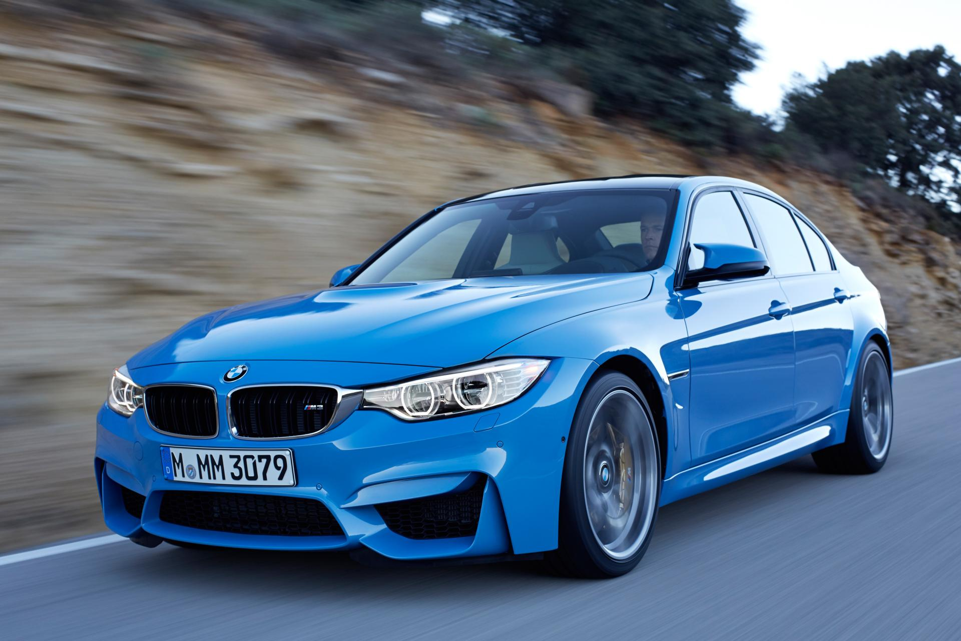 2015 Bmw M3 Sedan News And Information Conceptcarz Com
