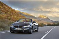 2015 BMW M4 Convertible image.
