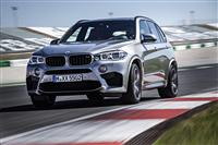 2015 BMW X5 M image.