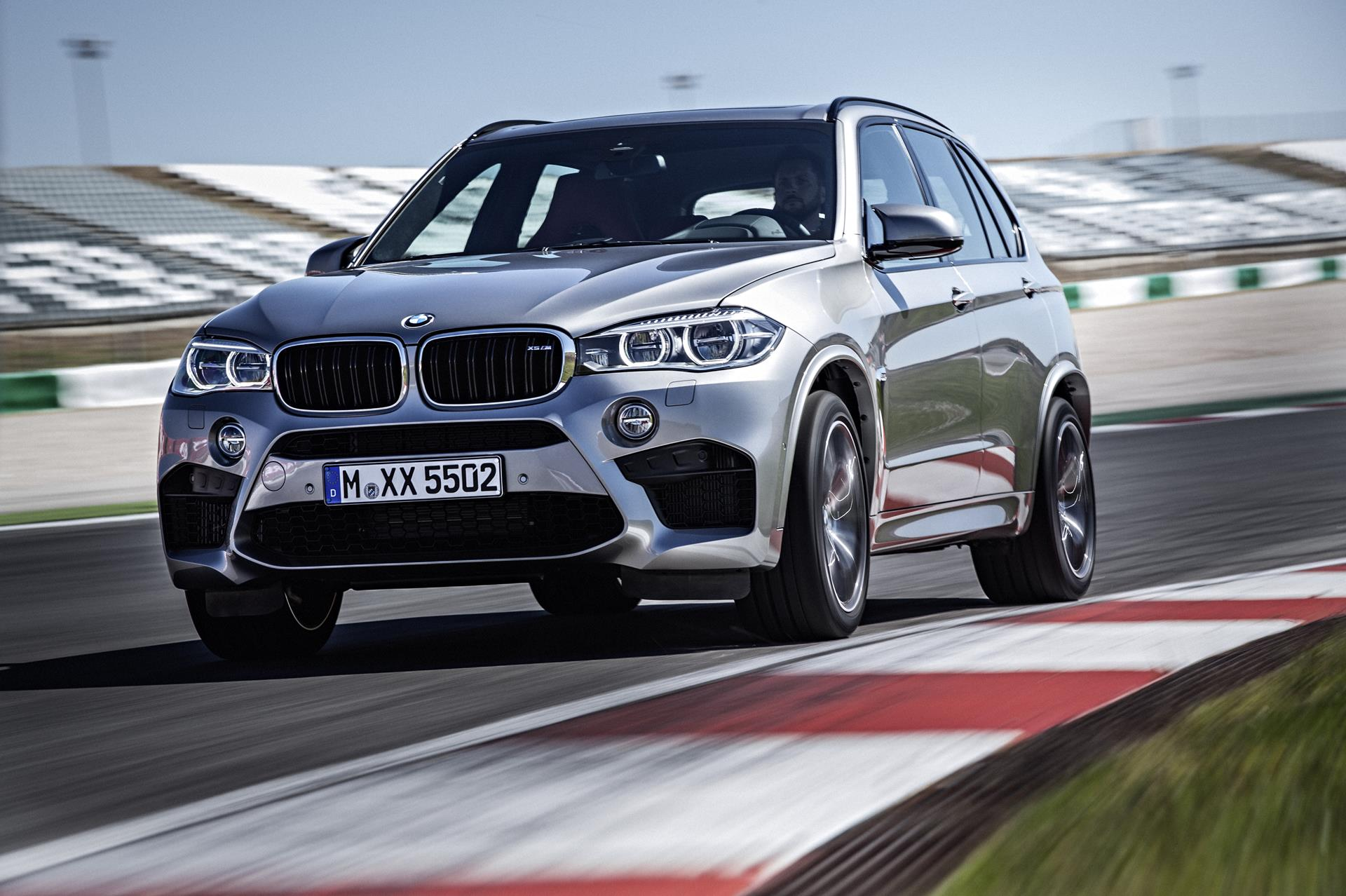 2015 BMW X5 M Technical Specifications and Data Engine Dimensions