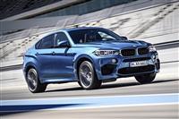 2015 BMW X6 M image.