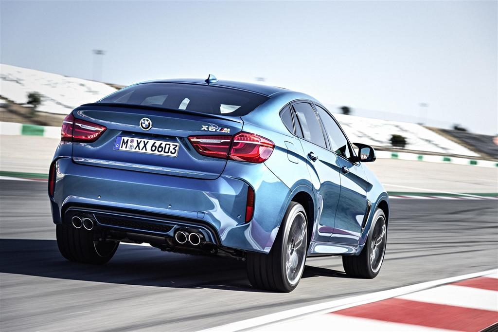 2015 Bmw X6 M Image Photo 19 Of 36