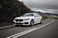 BMW 7-Series Monthly Sales