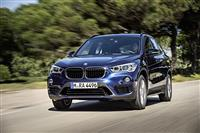 BMW X1 Monthly Vehicle Sales