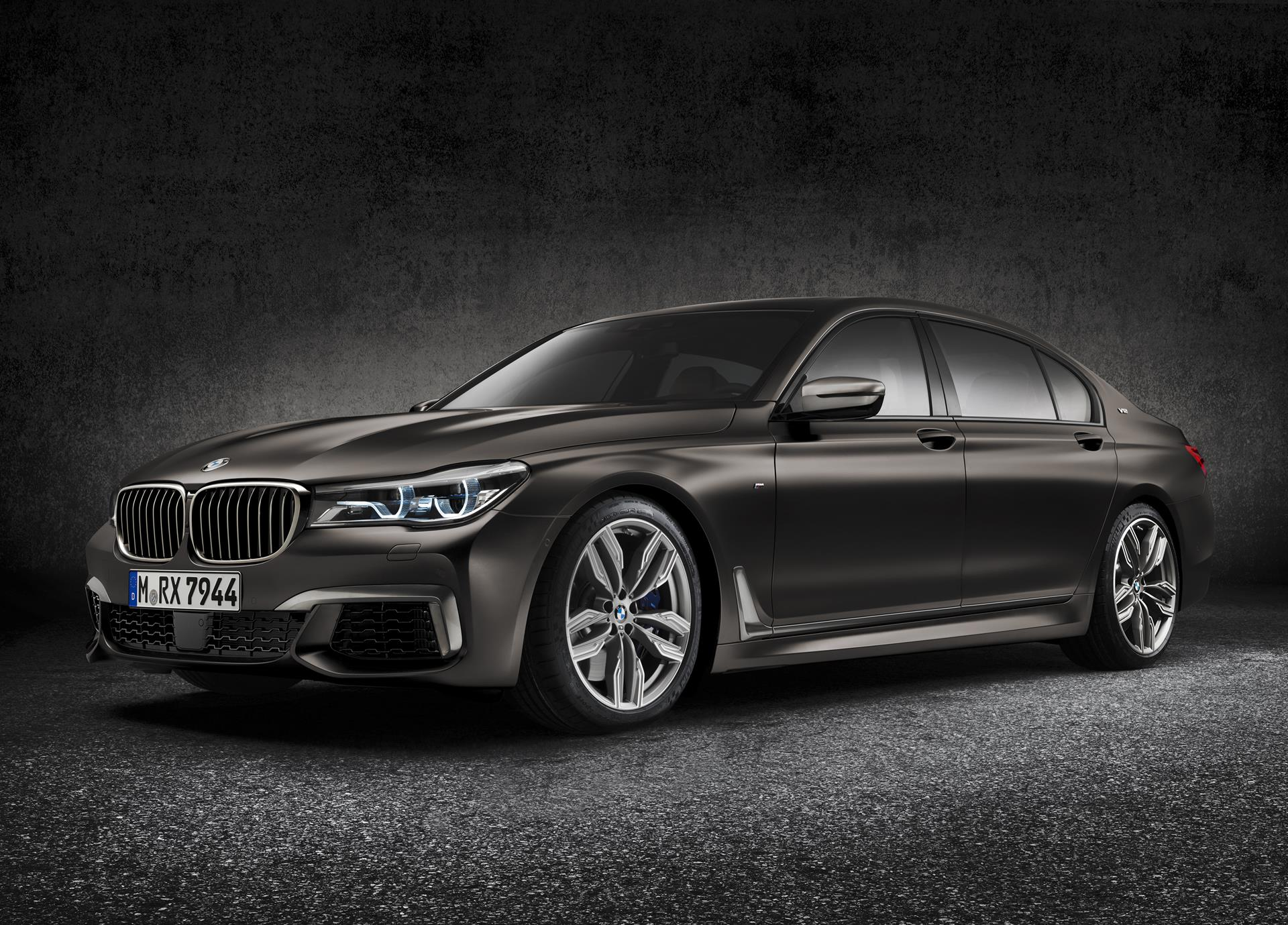 2017 Bmw M760li Xdrive News And Information
