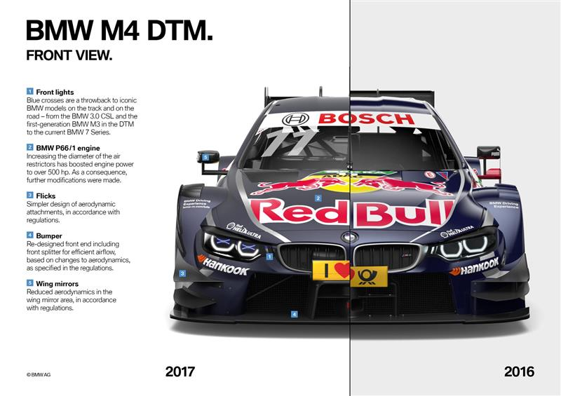 2017 Bmw M4 Dtm Image Photo 10 Of 15