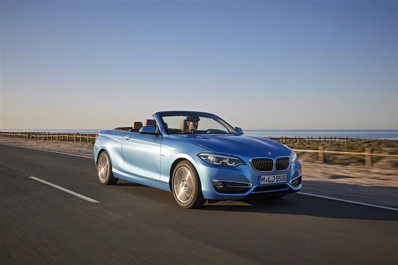 2018 BMW 2 Series