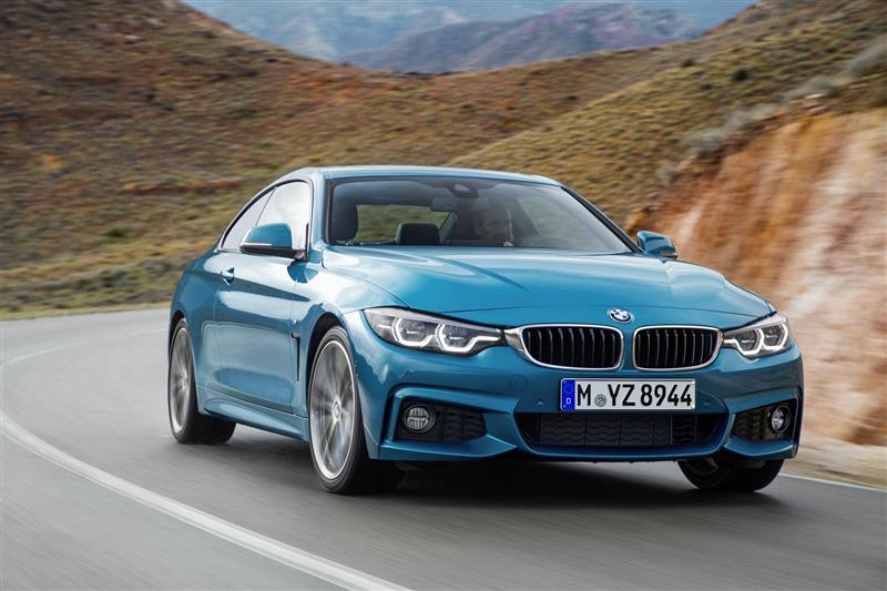 2018 Bmw 4 Series M Sport Coupe