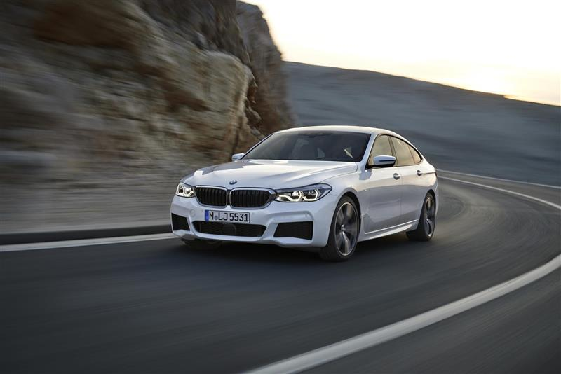 BMW 6 Series Gran Turismo pictures and wallpaper