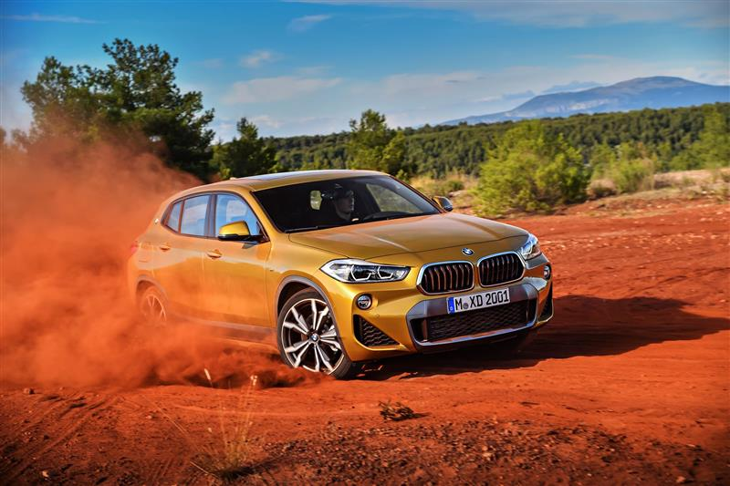 BMW X2 pictures and wallpaper