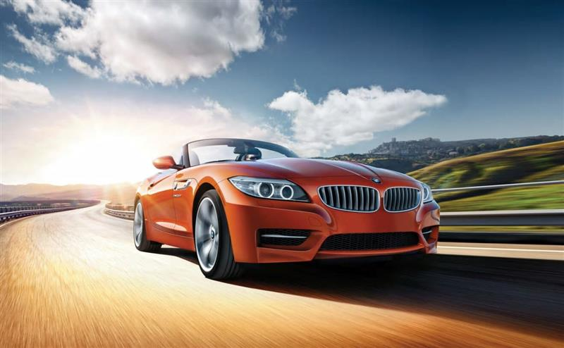 BMW Z4 pictures and wallpaper