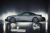 BMW 8 Series Monthly Vehicle Sales