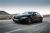 Popular 2019 BMW 8 Series Coupe Wallpaper
