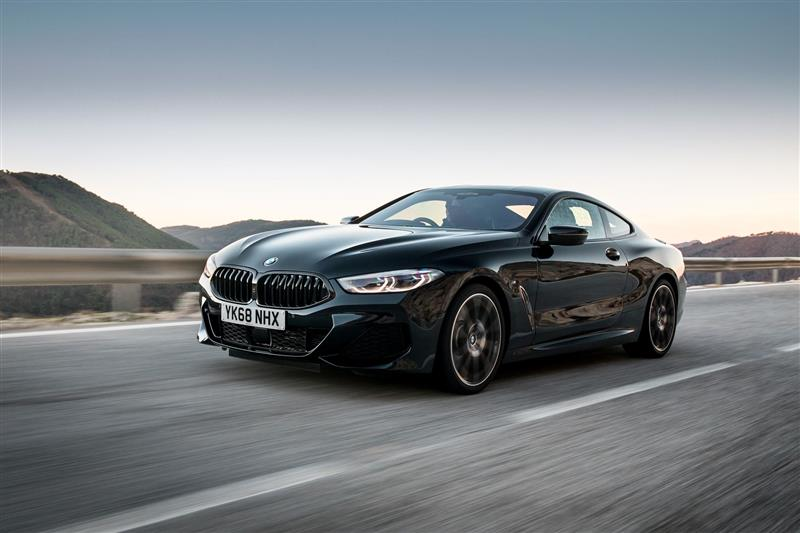2019 Bmw 8 Series Coupe News And Information