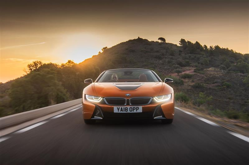 2019 Bmw I8 Roadster News And Information Conceptcarz Com
