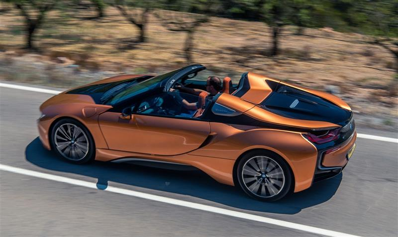 2019 Bmw I8 Roadster Image Photo 16 Of 82