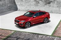 BMW X4 Monthly Vehicle Sales
