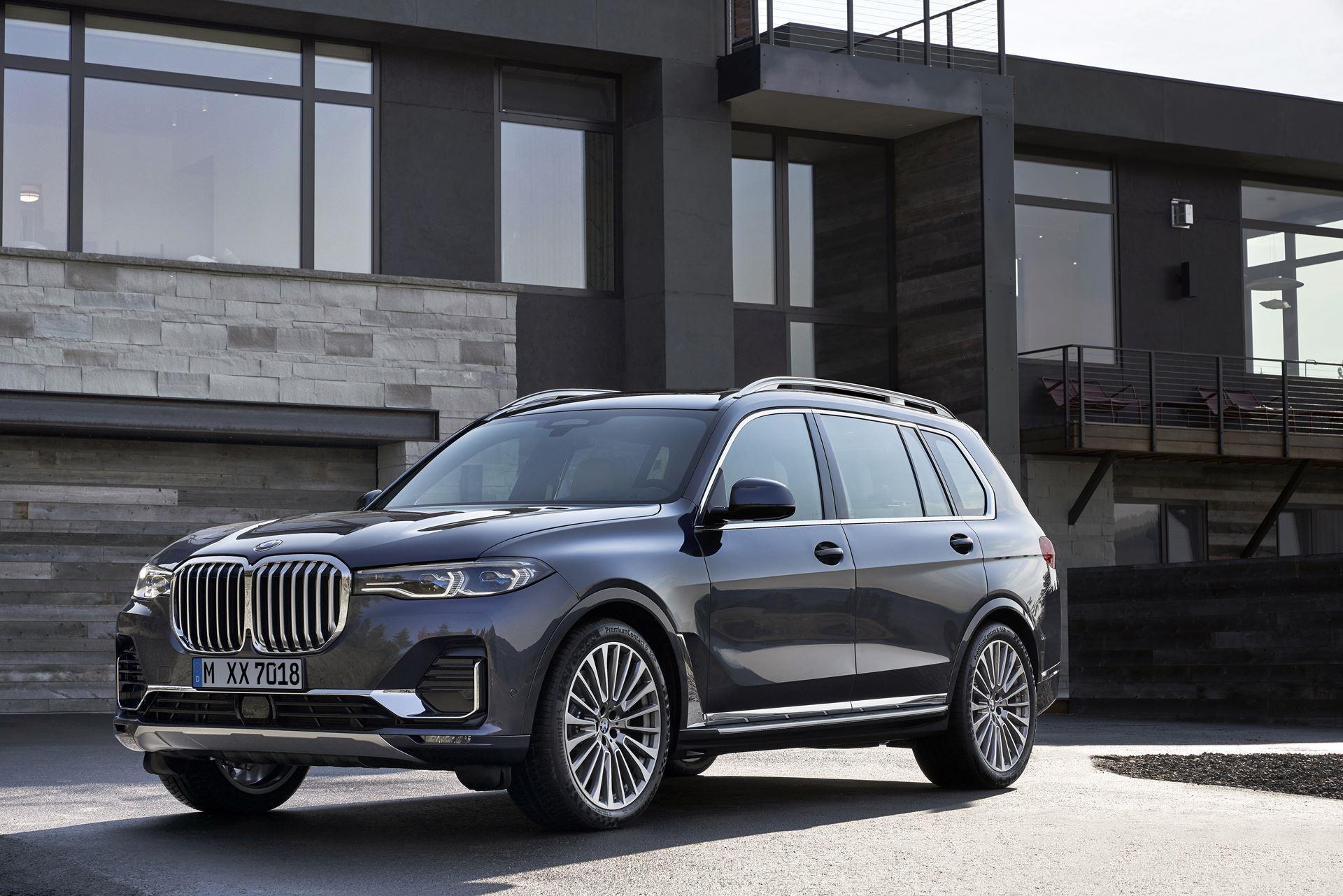 2020 BMW X7 And X7M Price >> 2019 BMW X7 News and Information | conceptcarz.com