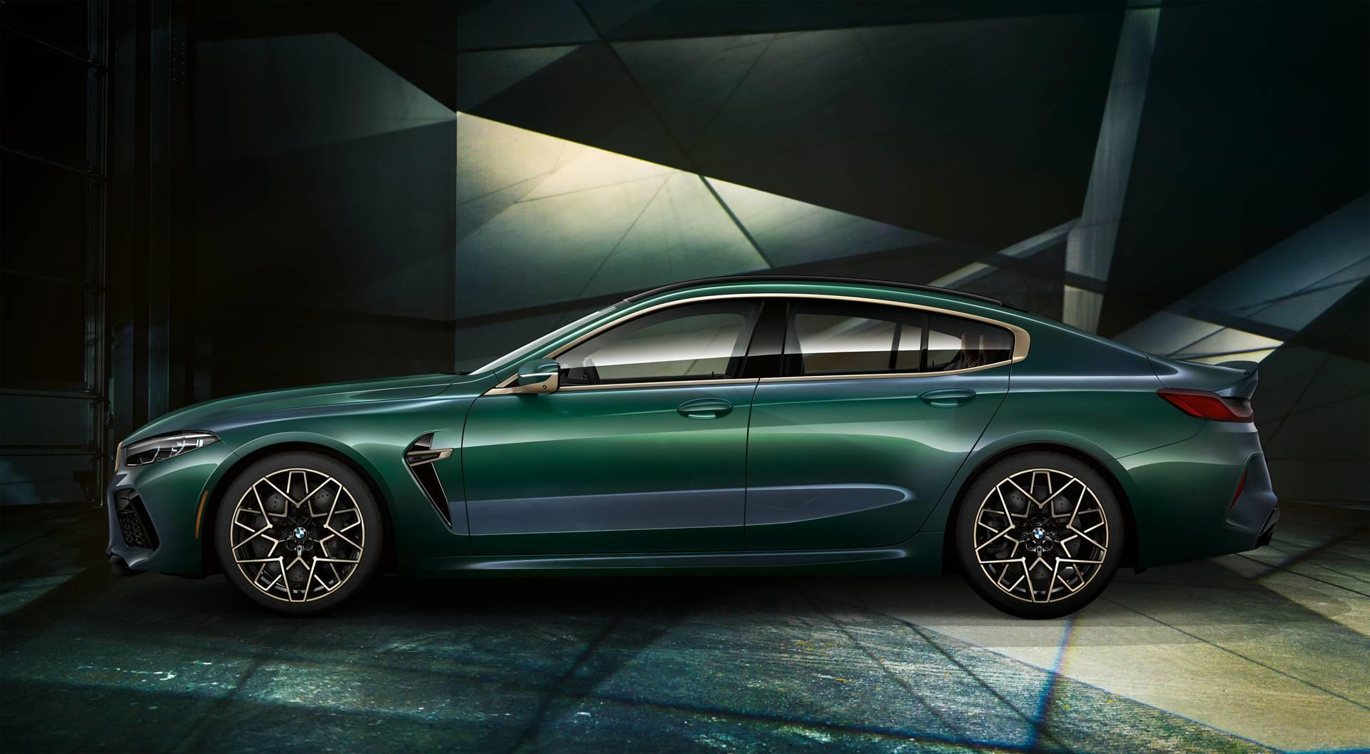 2020 Bmw M8 Gran Coupe News And Information Com