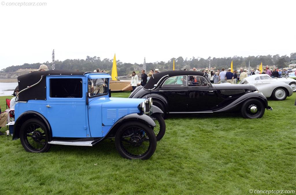 1930 BMW DA2 Image