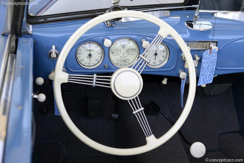 1937 BMW 327